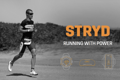 STRYD Run Powermeter