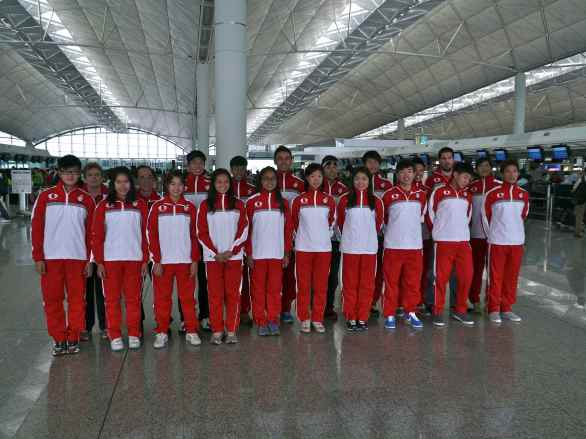HKG Triathlon National Team