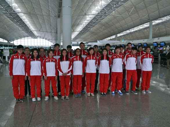 HKG Triathlon National Team