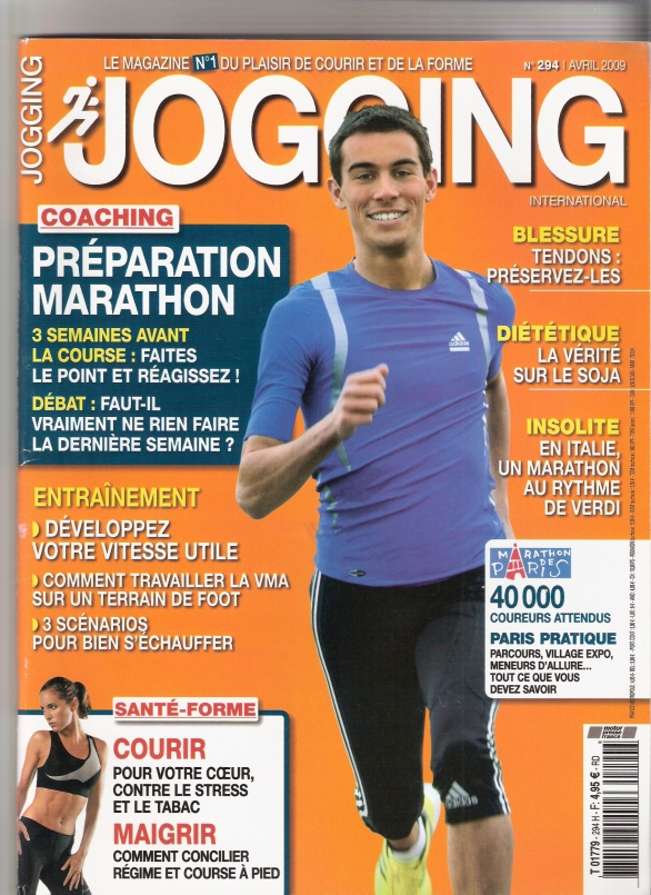 Jogging International