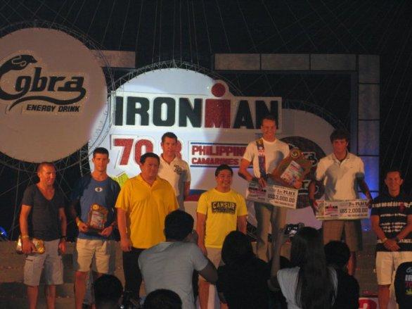 podium philippines 2011
