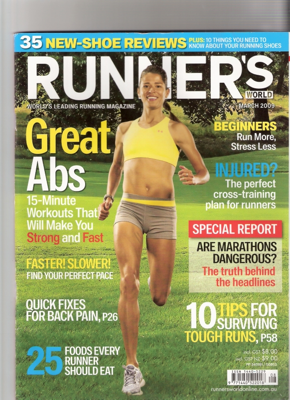 Runner World AUS