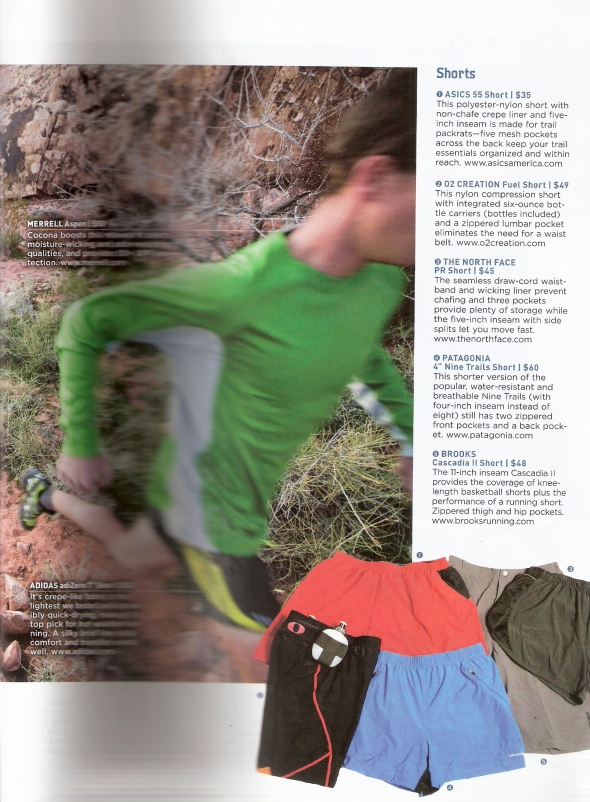 trail runner mag3