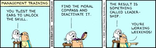 Dilbert-moral-compass
