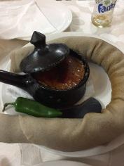 spicy enjara
